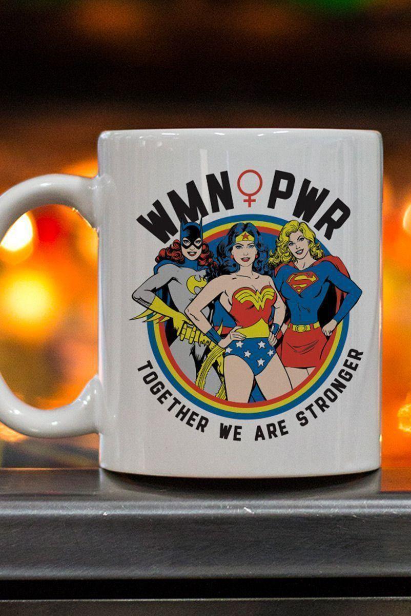 Caneca DC Comics WMN PWR