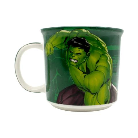Caneca Incrível Hulk Tie Die Marvel
