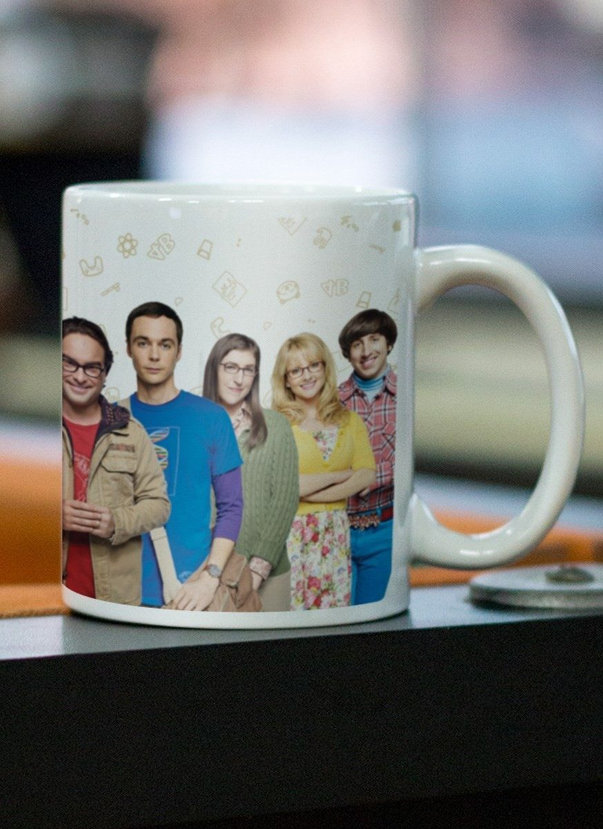 Caneca The Big Bang Theory Forever