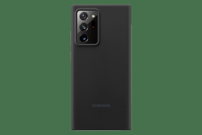 Capa protetora Galaxy Note20 Ultra Silicone