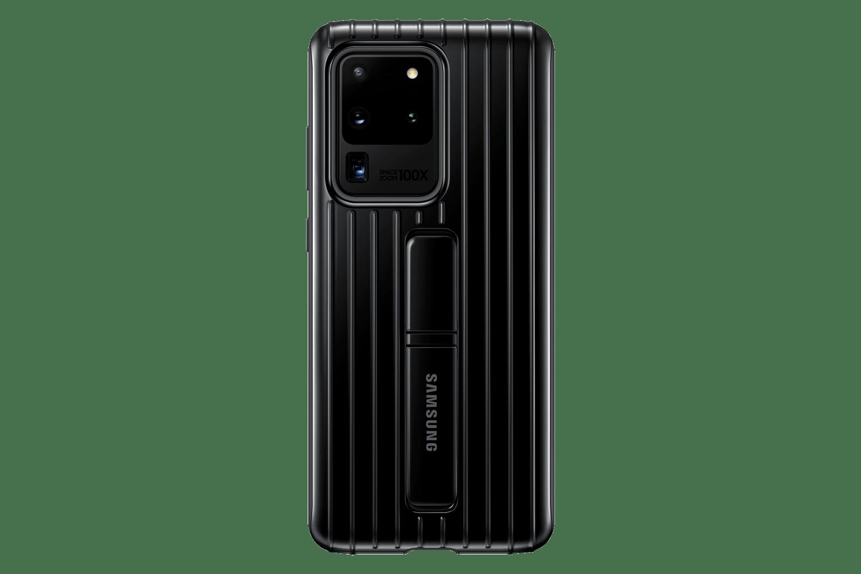 Capa Protetora Protective Standing com Suporte para Galaxy S20 Ultra