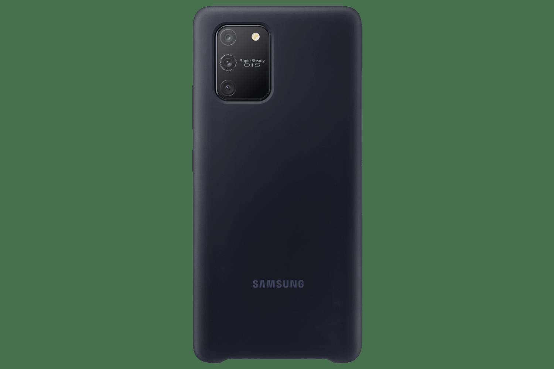 Capa Protetora Silicone Galaxy S10 Lite