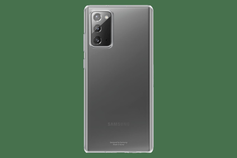 Capa protetora transparente Galaxy Note20
