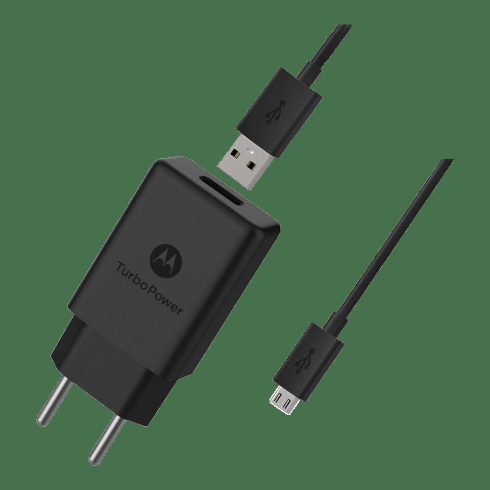 Carregador de parede TurboPower™ 15W - Micro USB