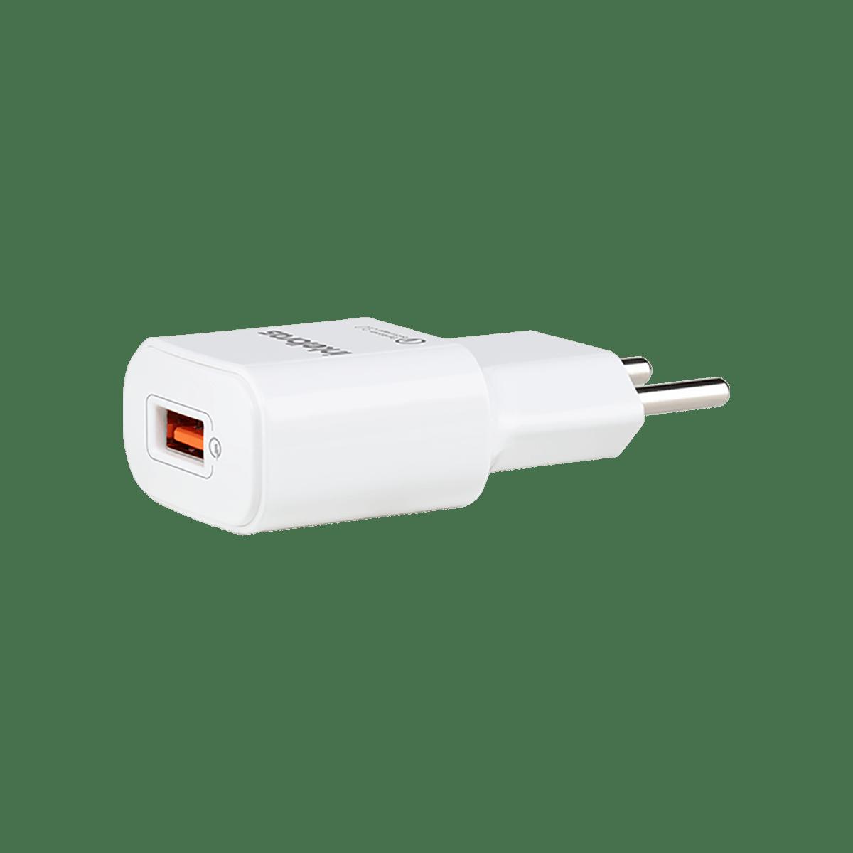 Carregador USB Intelbras EC1  Quick Branca