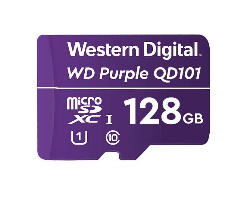 Cartão Micro SD 128GB Intelbras 64TBW p/ Segurança Eletrônica
