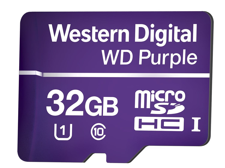 Cartão Micro SD 32GB 16TBW Intelbras