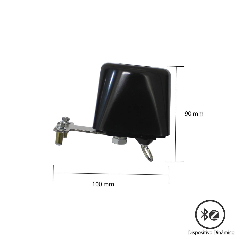 Chave 1/4 de Volta Bluetooth - Pixel TI - C016CH14