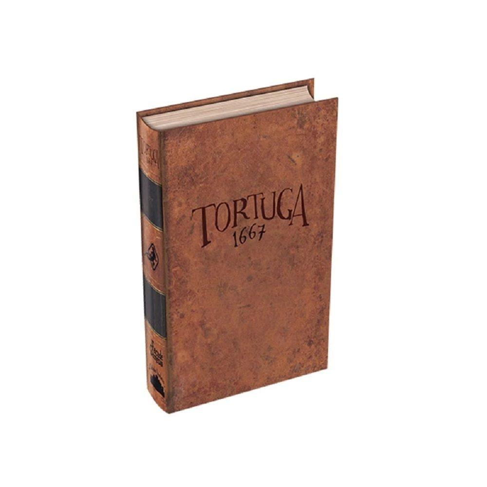 Coleção Cidades Sombrias 1 Tortuga 1667 - Galápagos