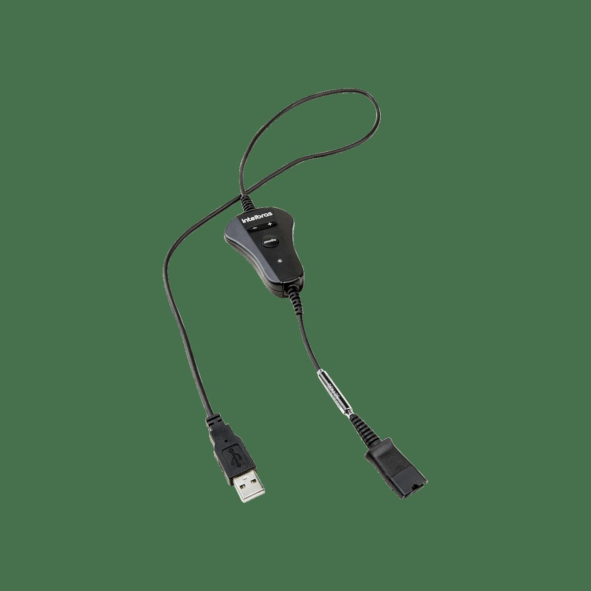 Conversor Intelbras QD-USB QDU 25