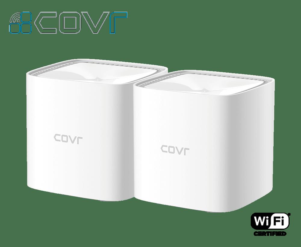 COVR 1102 Sistema MESH Wi Fi (KIT x2) AC 1200Mbps