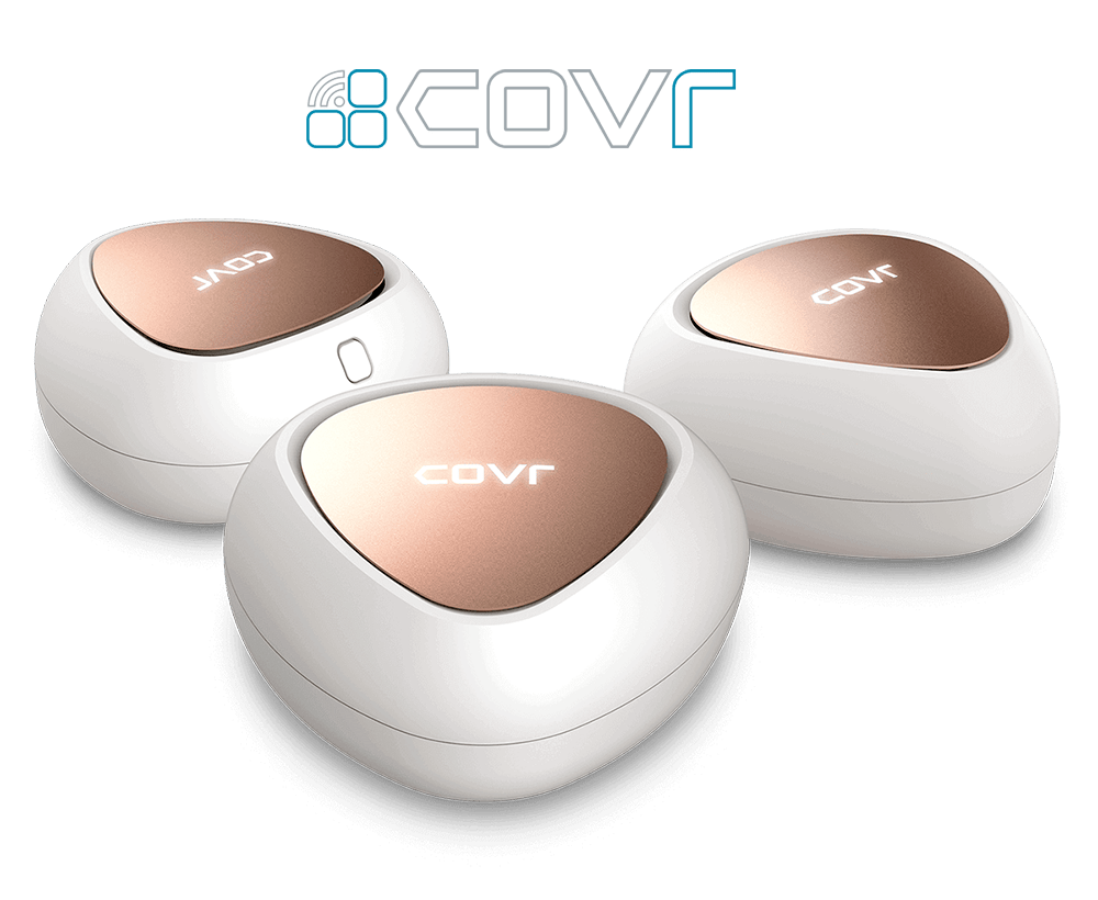 COVR C1213 Sistema MESH Wi Fi (KIT x3) AC 1200Mbps