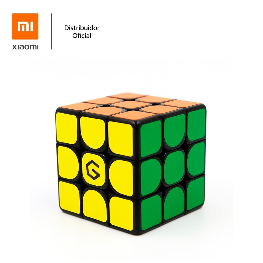 Cubo Mágico GiiKER M3, colorido