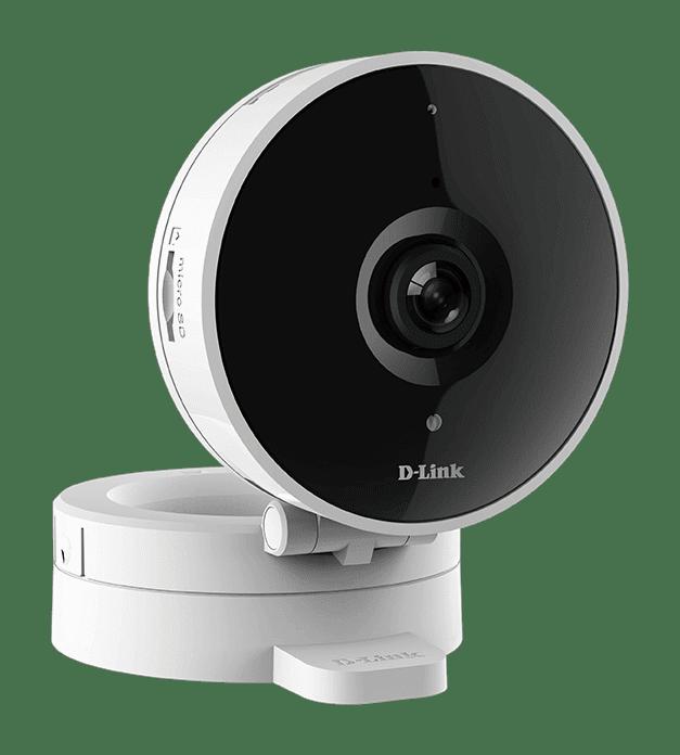 DCS 8010LH Câmera Wi Fi HD/120º Gravação em Nuvem