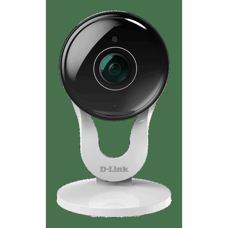 DCS 8300LH Câmera Wi Fi Full HD/140º Gravação em Nuvem