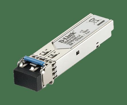 DEM 310GT Transceiver SFP 1000BASE LX Mono Modo 10Km LC