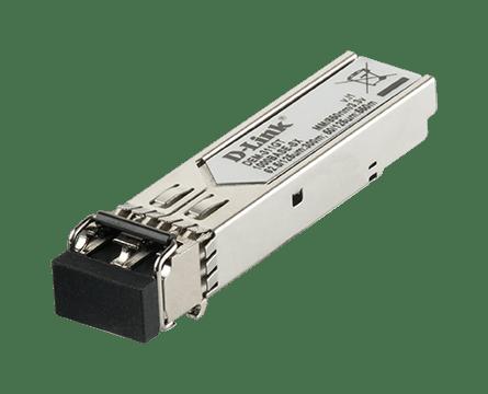DEM 311GT Transceiver SFP 1000BASE SX Multi Modo 550m LC