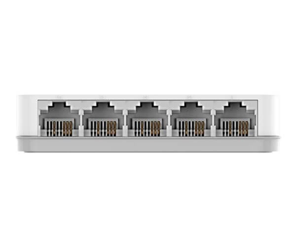 DES 1005C Switch Fast Ethernet 5 portas