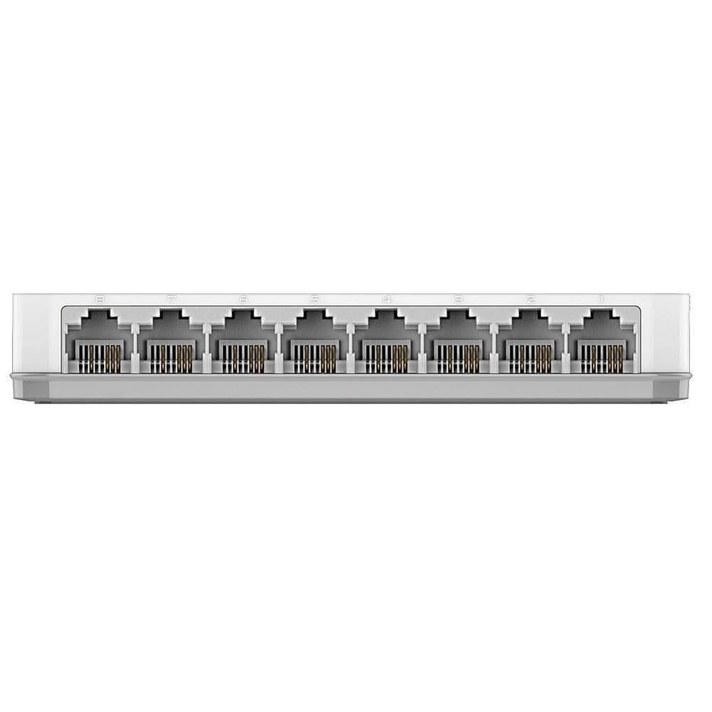 DES 1008C Switch Fast Ethernet 8 portas