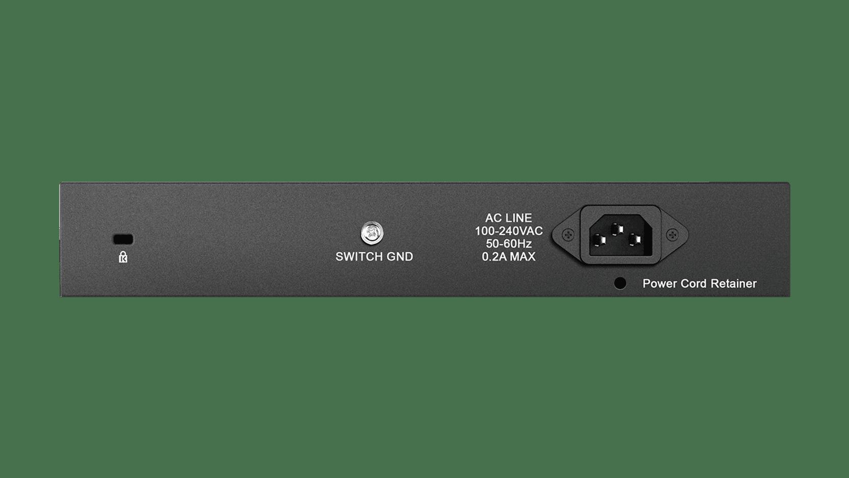 DGS 1016C Switch Gigabit 16 portas