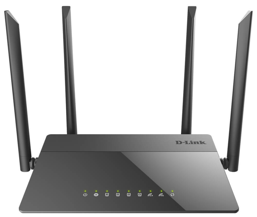 DIR 841 Roteador Wireless AC 1200Mbps WAN Gigabit