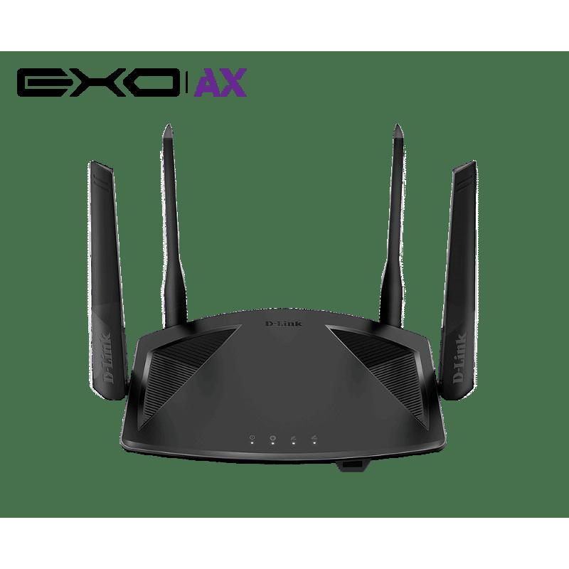 DIR X1860 Roteador Wireless AX 1800 Wi Fi 6