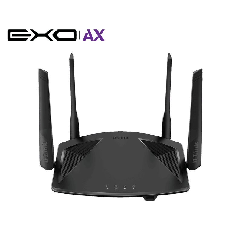 DIR X1860 Roteador Wireless AX 1800 Wi Fi 6
