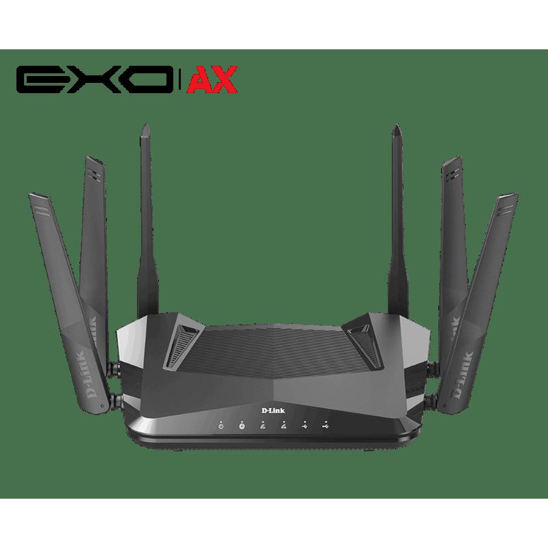 DIR X5460 Roteador Wireless AX 5400 Wi Fi 6 (pré-venda)