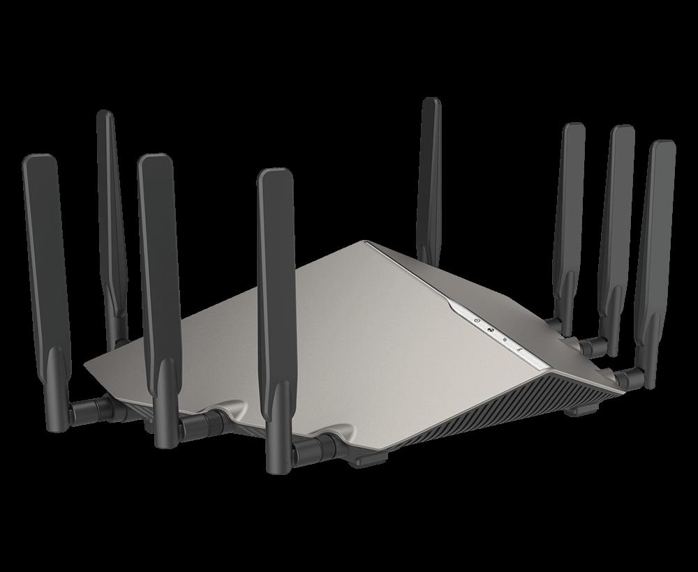 DIR X6060 Roteador Wireless AX 6000 Wi Fi 6
