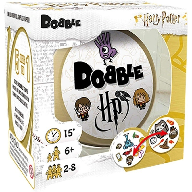 Dobble Harry Potter - Galápagos