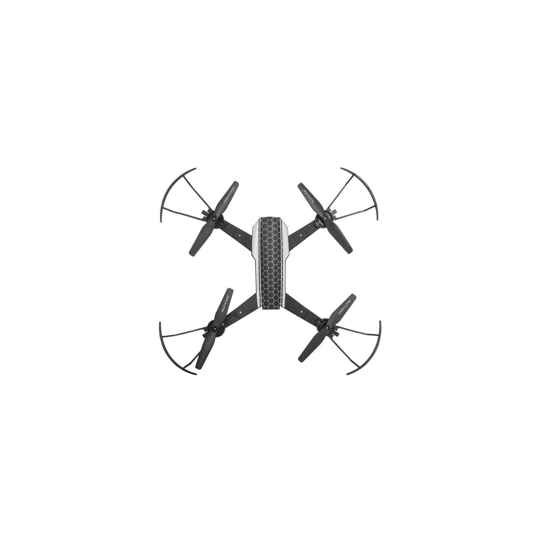 Drone Shark Com Câmera HD Com Controle Remoto Alcance de 80m FPV Preto Multilaser - ES177