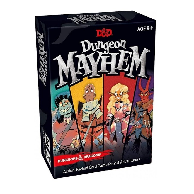 Dugeons & Dragons - Dungeon Mayhem - Galápagos