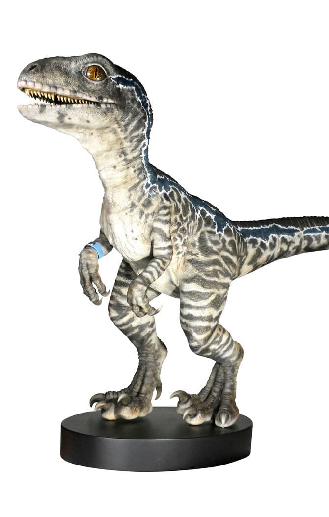 Estátua Baby Blue 1/1 - Jurassic World - Chronicle Collectibles