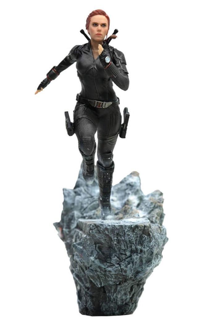 Estátua Black Widow - Avengers:Endgame - Bds Art Scale 1/10 - Iron Studios