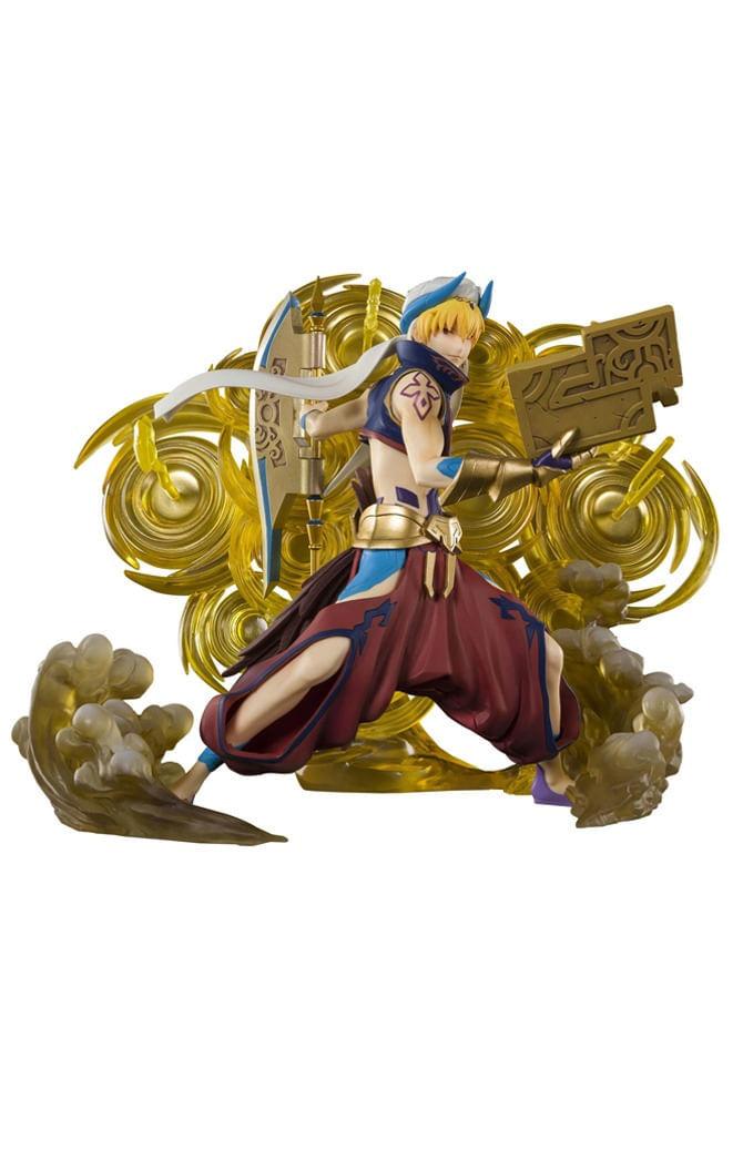 Estátua Gilgamesh (Caster) -  Fate/Grand Order - FiguartsZERO - Bandai