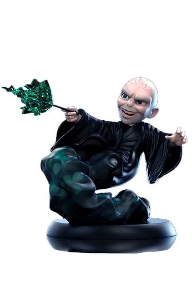 Estátua Voldemort - Harry Potter - Q-Fig - Quantum Mechanix
