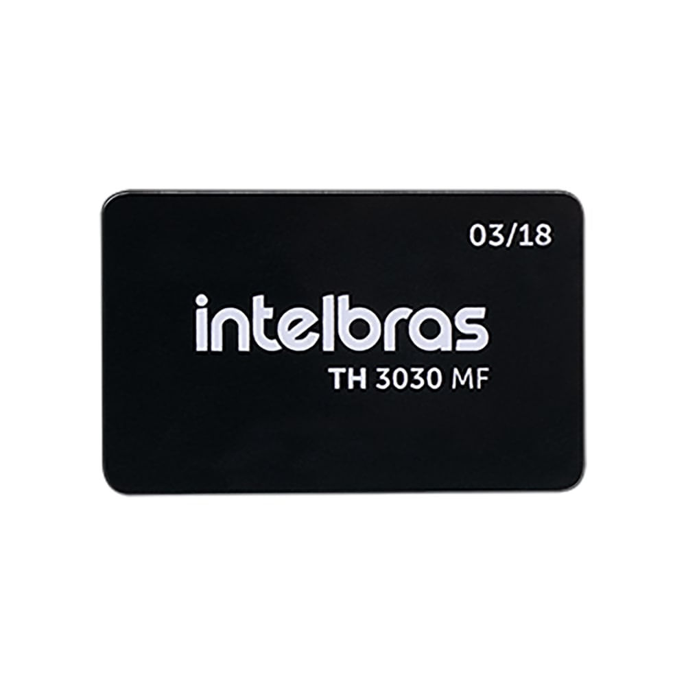 Etiqueta de Acionamento RFID P/ Celular 13.56MHz Intelbras TH3030MF