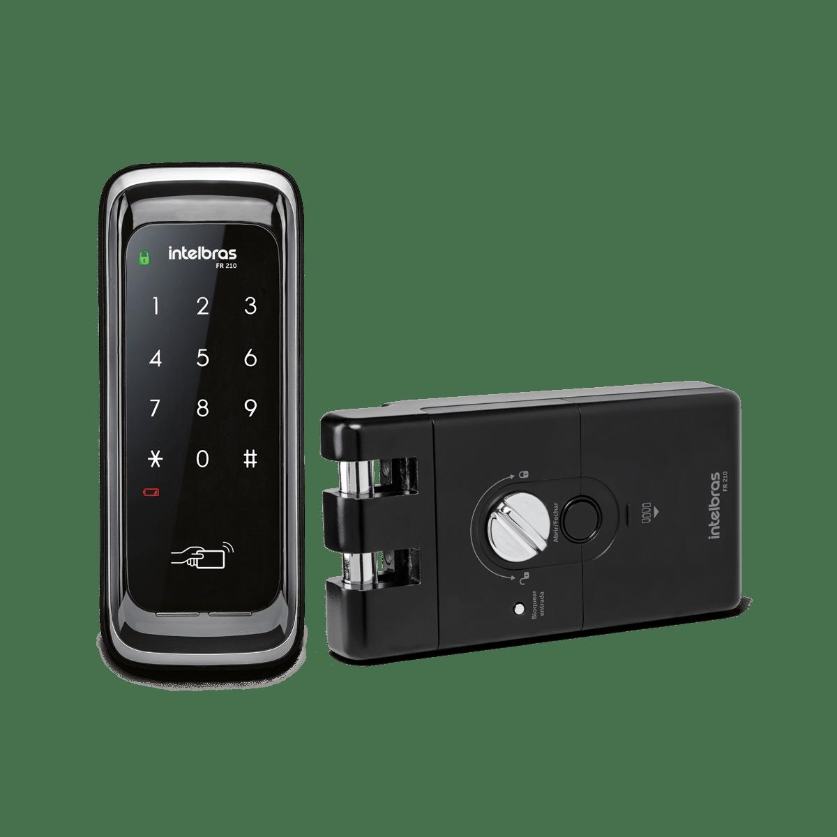 Fechadura Digital Intelbras FR 210