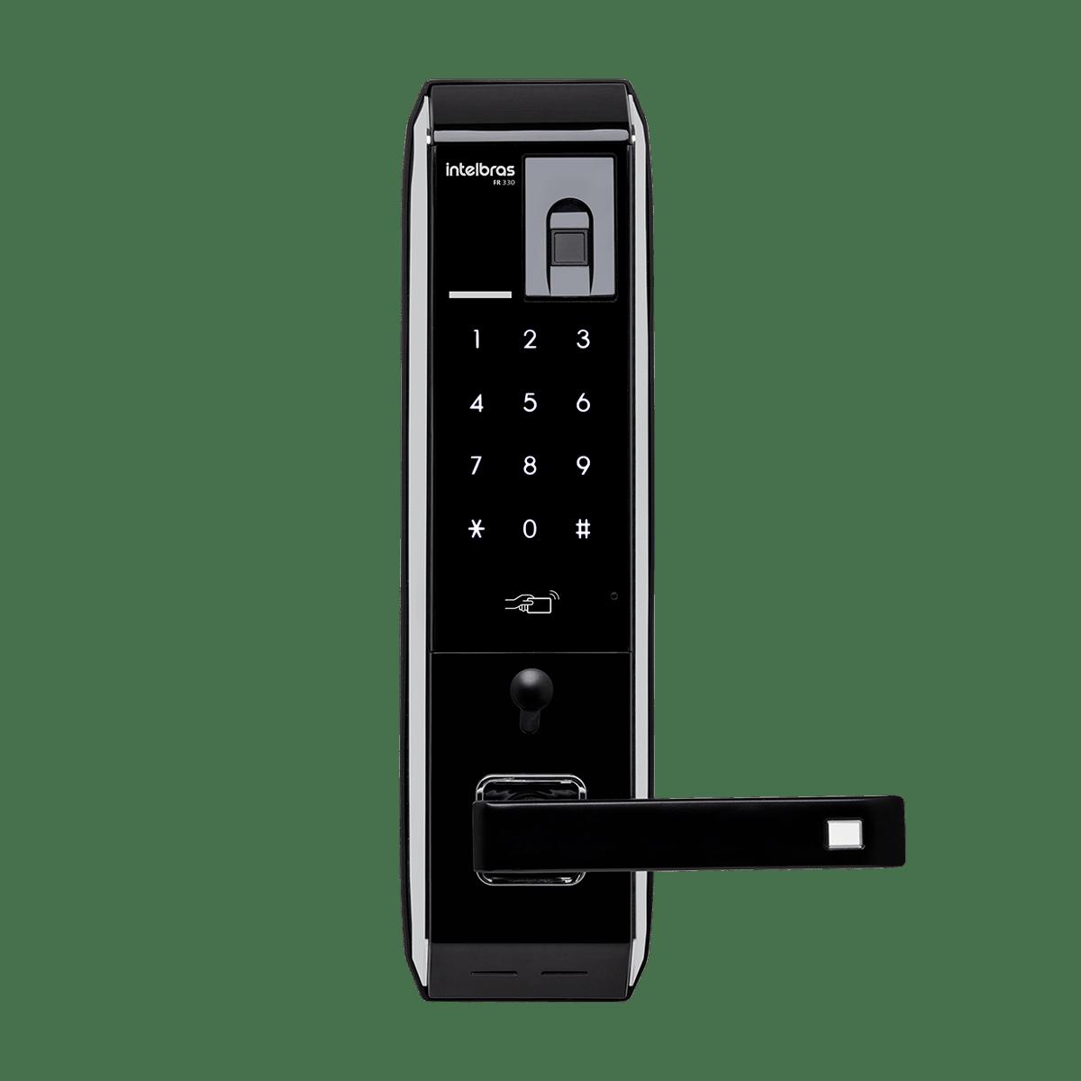 Fechadura Digital Intelbras FR 330