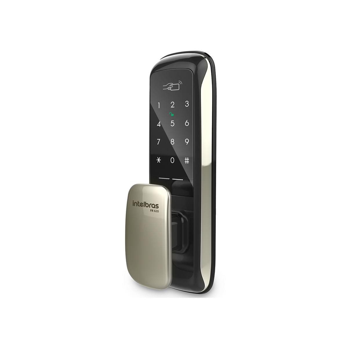 Fechadura digital Intelbras FR 620