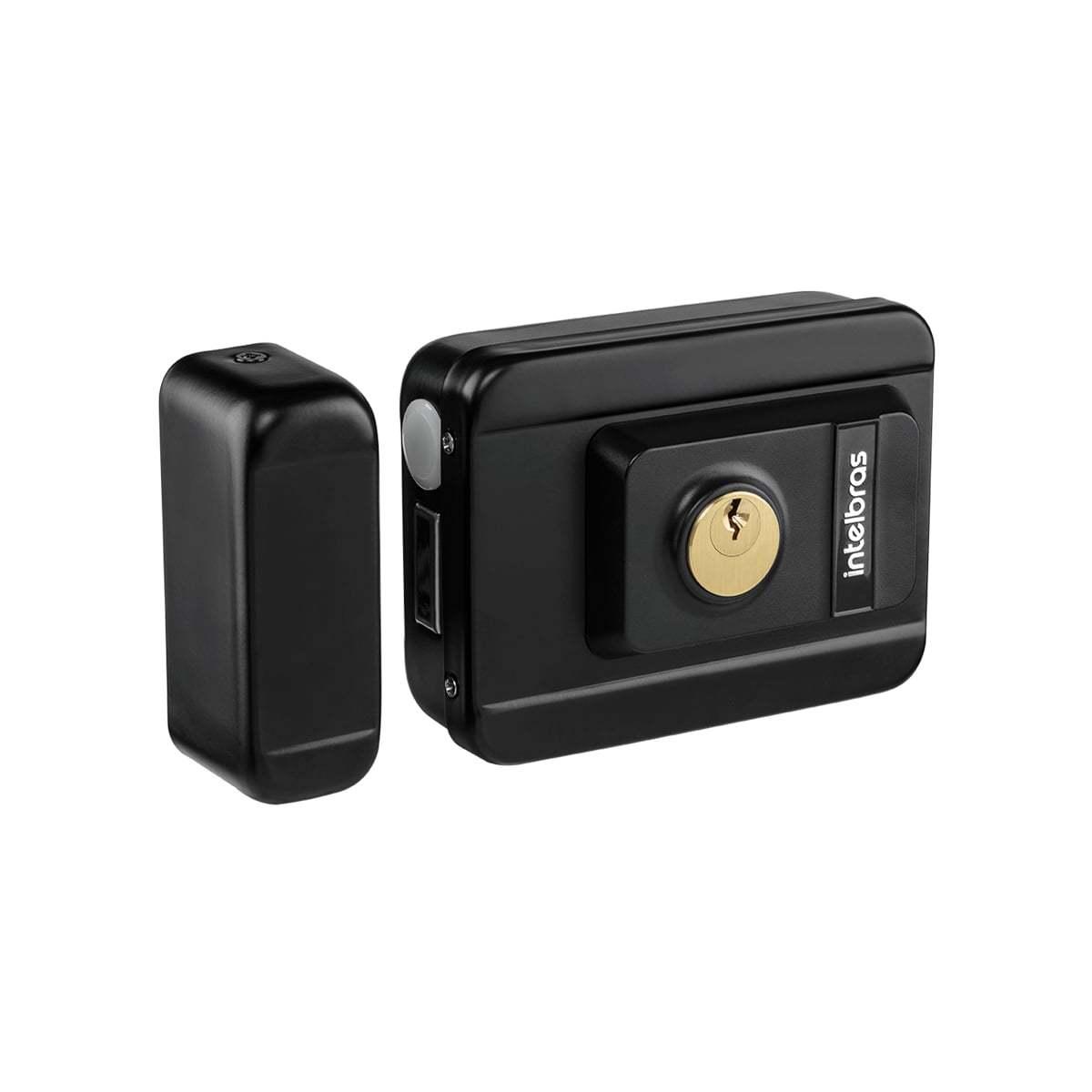 Fechadura Eletrônica c/ Leitor de Tag RFID Intelbras FX 3000 MF