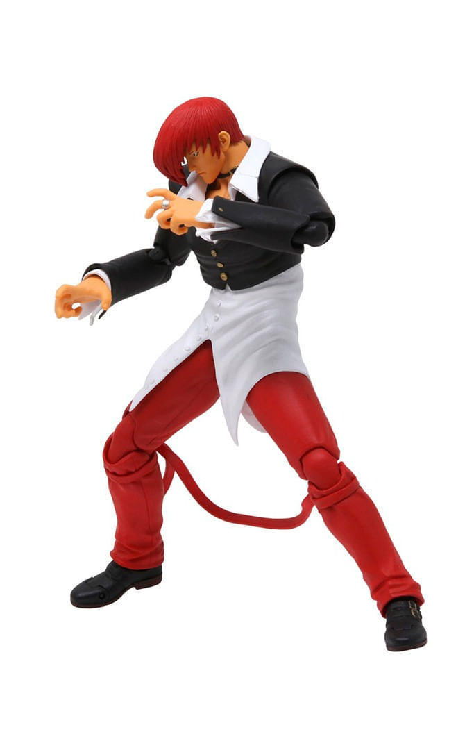 Figura Iori Yagami - King of Frighters 98 - Storm Collectibles