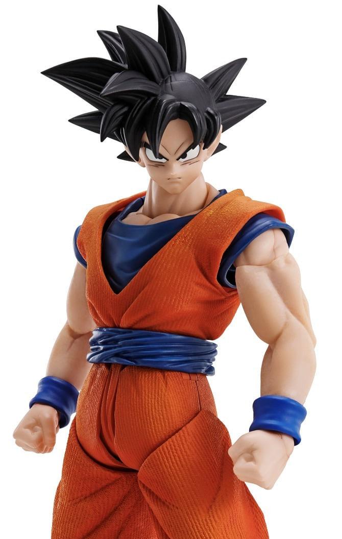 Figura Son Goku - Dragon Ball - Imagination Works - Bandai