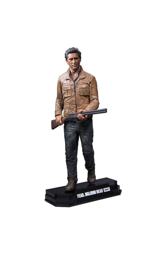 Figura Travis Manawa - Fear The Walking Dead - Mcfarlane Toys
