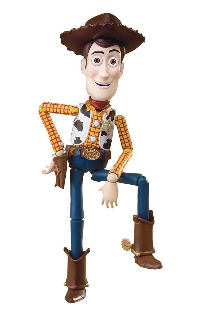 Figura Woody - Toy Story - Beast Kingdom (Exclusivo)