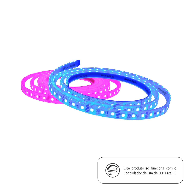 Fita de LED - Pixel TI - C012FRGB