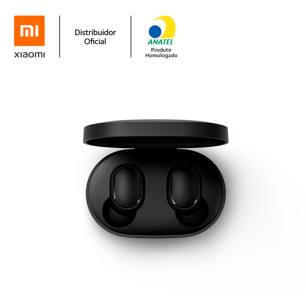 FONE DE OUVIDO BLUETOOTH MI TRUE WIRELESS EARBUDS BASIC S XM