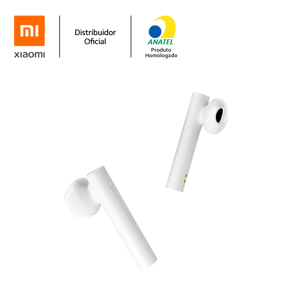 FONE DE OUVIDO BLUETOOTH MI TRUE WIRELESS EARPHONES 2 BASIC