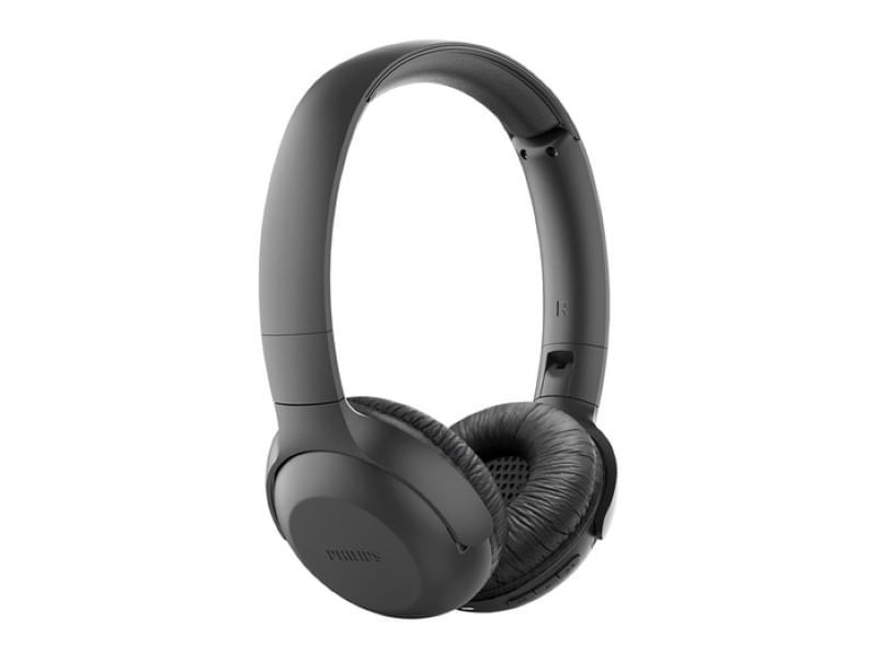 Fone de Ouvido Bluetooth Philips TAUH202BK/00 On-Ear Preto com Microfone