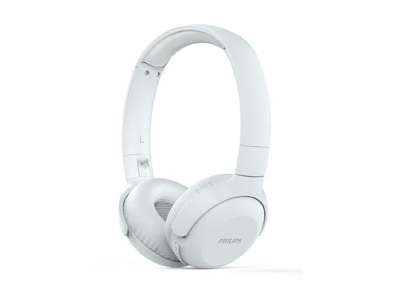 Fone de Ouvido Bluetooth Philips TAUH202WT/00 On-Ear Branco com Microfone